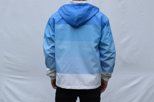 Image of Blue Gradient Windbreaker