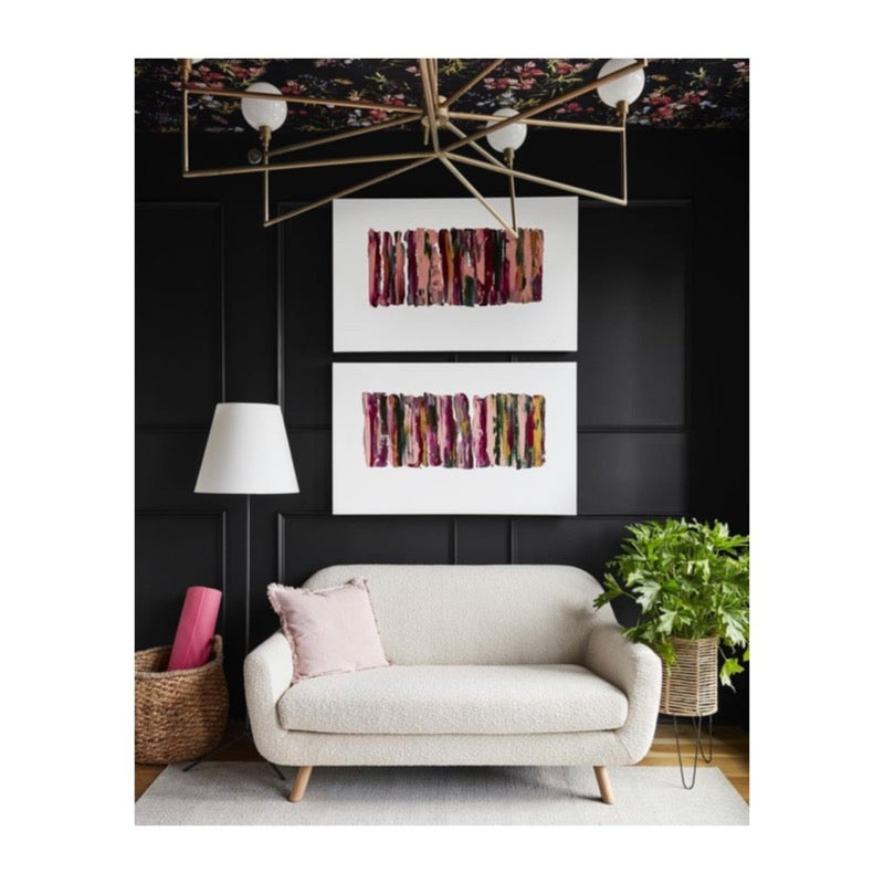 Image of 30 x 48 - Real Simple Magazine - Office Art