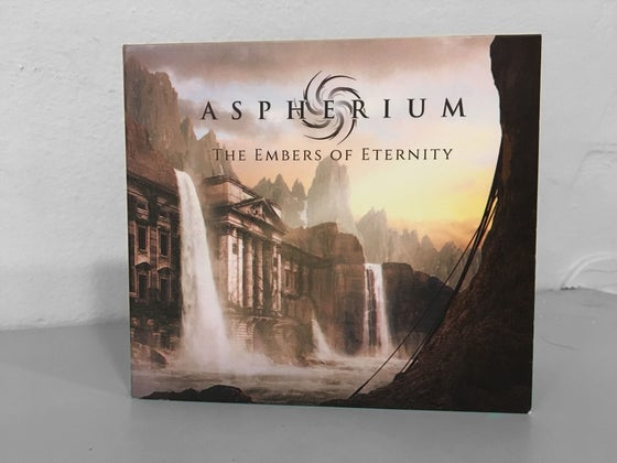 Image of The Embers of Eternity CD Digipak