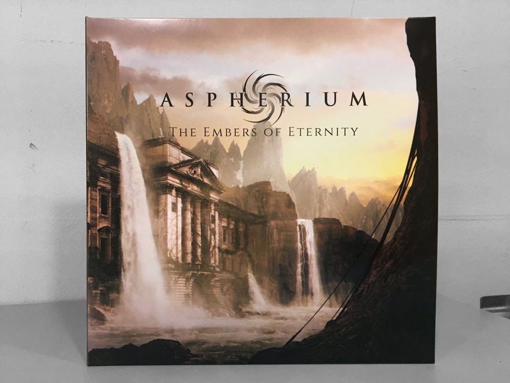 Image of The Embers of Eternity 180 Gram Double Vinyl