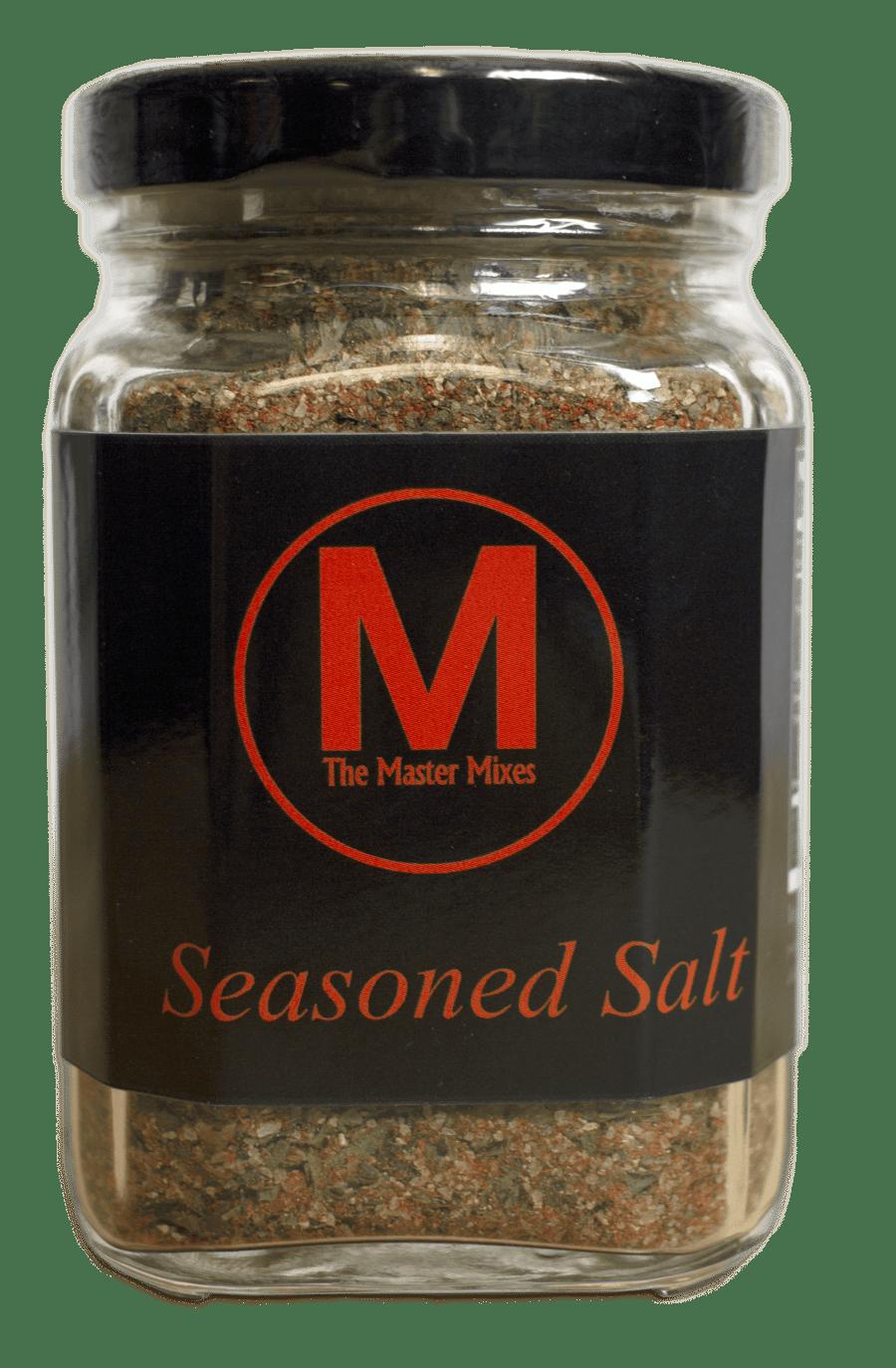 Image of Seasoned Salt