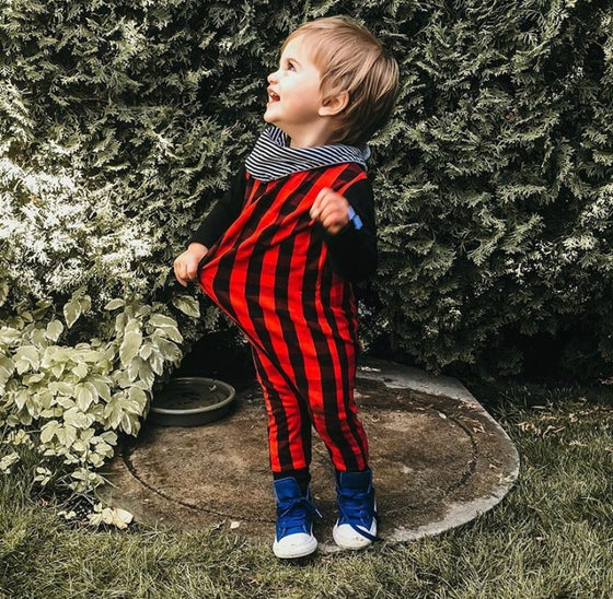 Image of The Holiday Romper