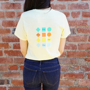 FRUI Yellow Symbol Tee