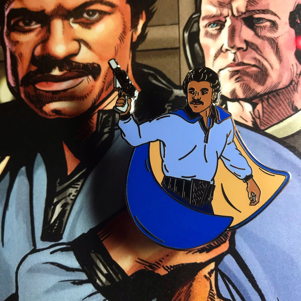 Image of Lando Calrissian