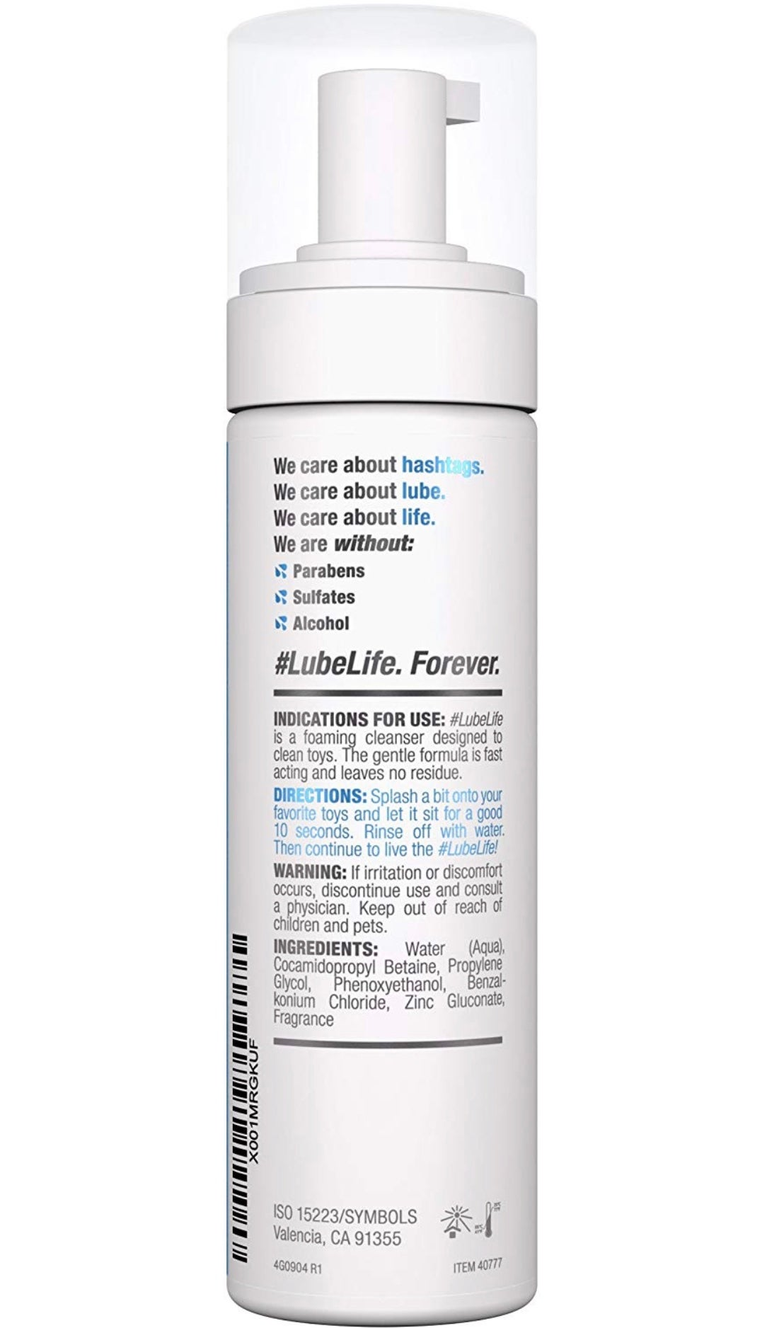 Image of #LUBELIFE Toy Cleaner