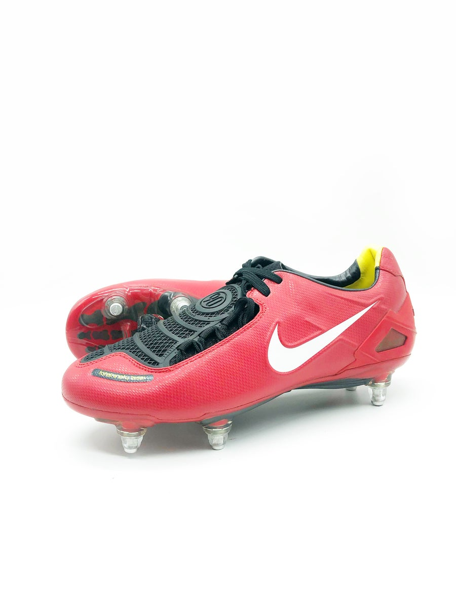 Image of Nike Total 90 Laser I red Sg