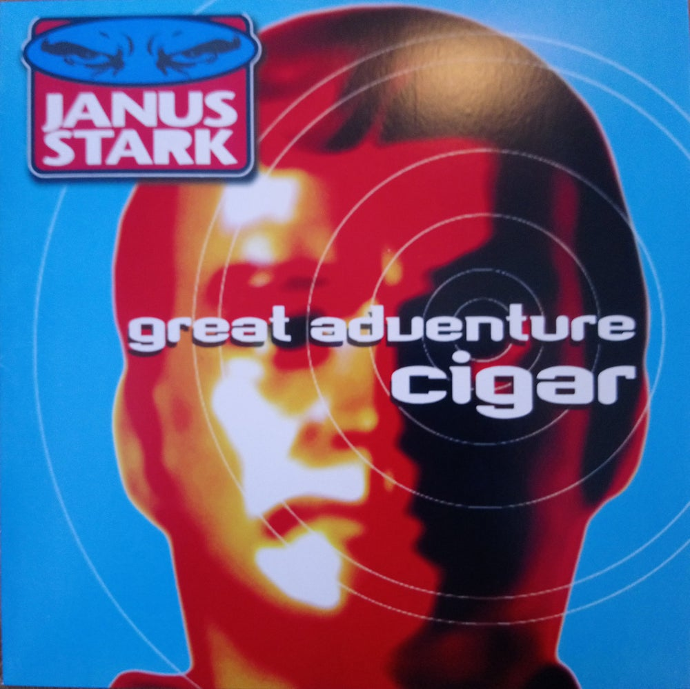 Janus Stark - Great Adventure Cigar - FIRST TIME ON VINYL (Feat. GIZZ BUTT ex-Prodigy & Subs)