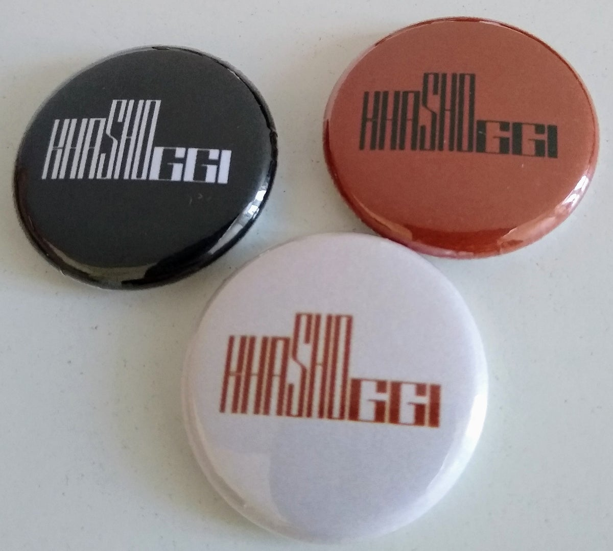 Image of Khashoggi Badges