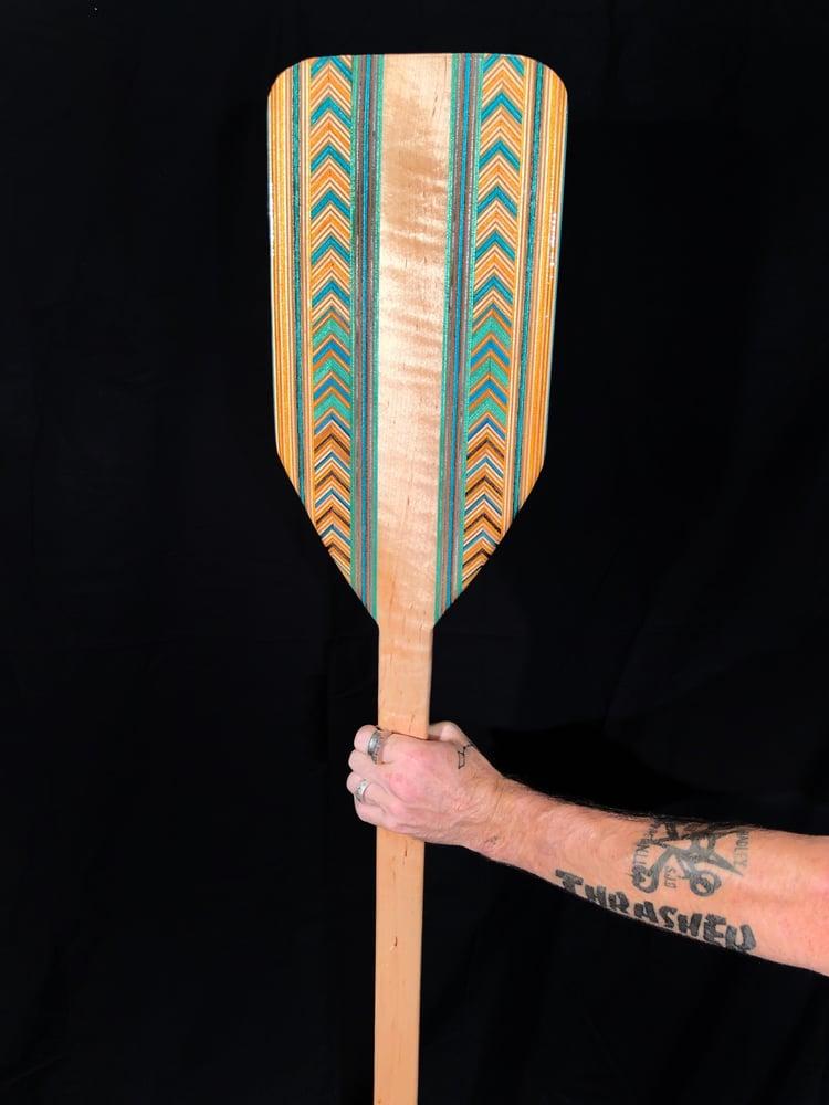 Image of Canoe Paddle #8