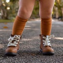 Image of Pumpkin Spice Knee-Highs