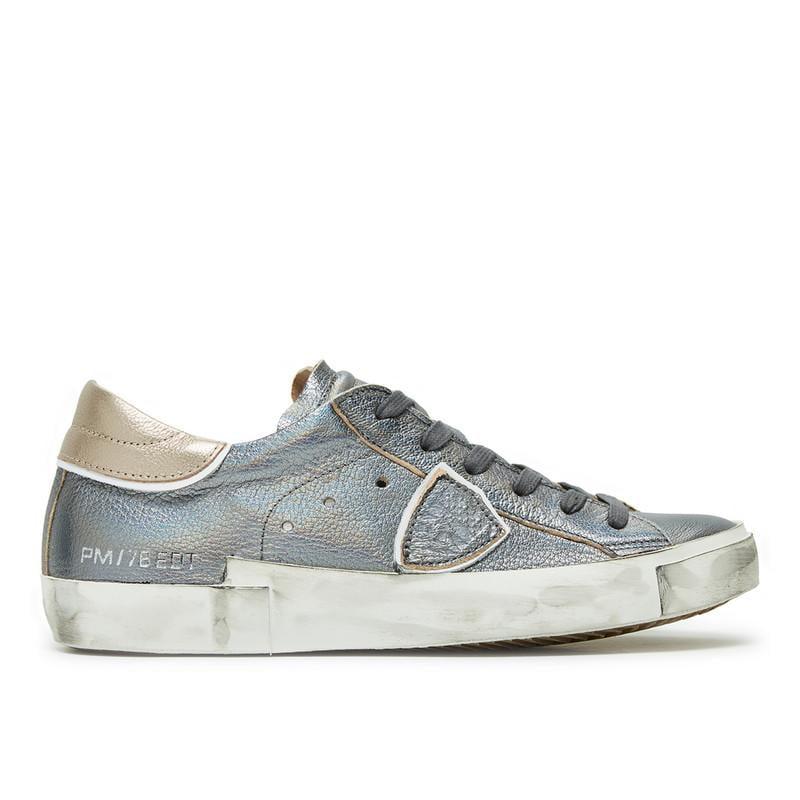 """Image of Philippe Model Paris """"Iridescent"""" Sneakers"""