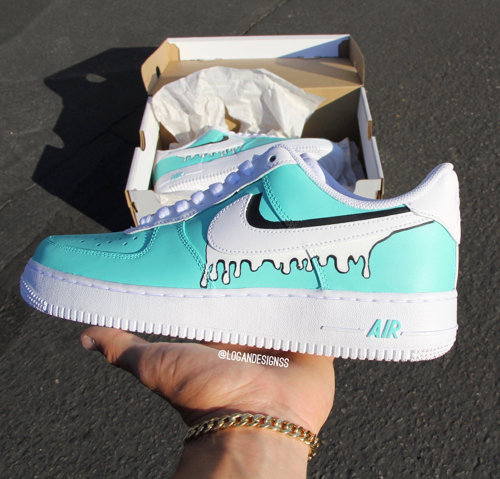 Image of *Drippy* Air Force 1's