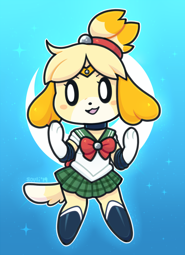 Image of Sailor Isabelle