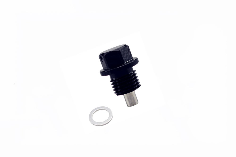 Image of Dorisutairu Black Magnetic Sump Plug