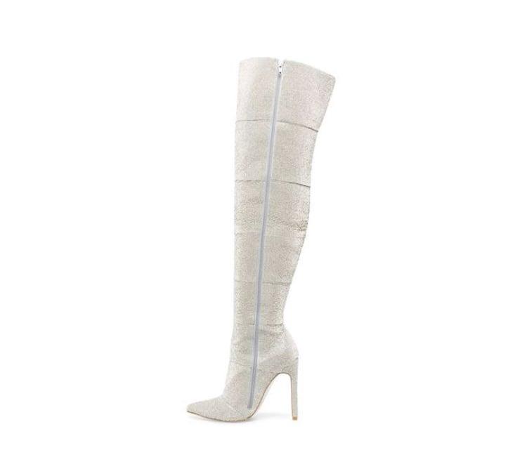 Image of Sasha Fierce Diamond Cut Boots