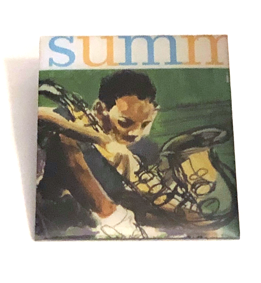 Image of 25th Anniversary Summer in the City Enamel Pin