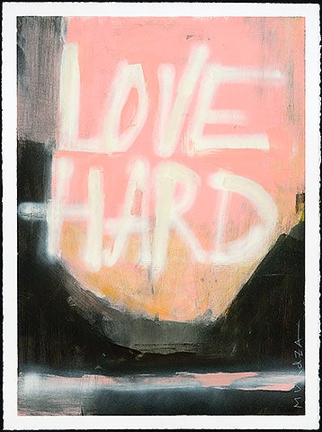 Image of *print* LOVE HARD