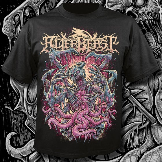Image of Eviscerated Entrails T-Shirt