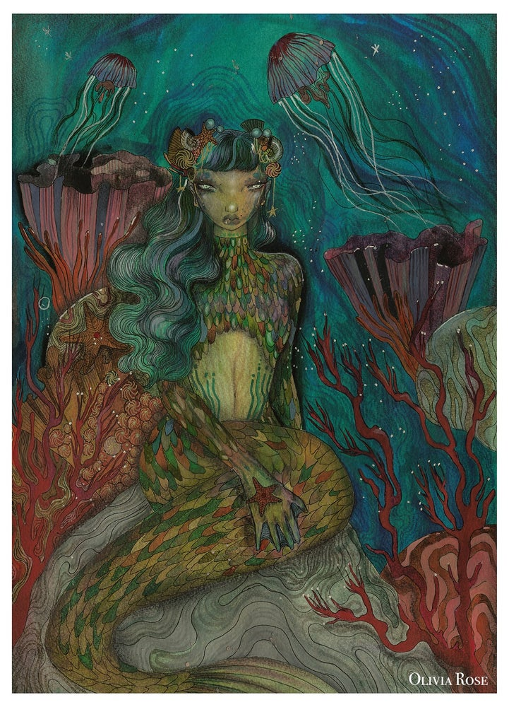 Image of Ginevra  print