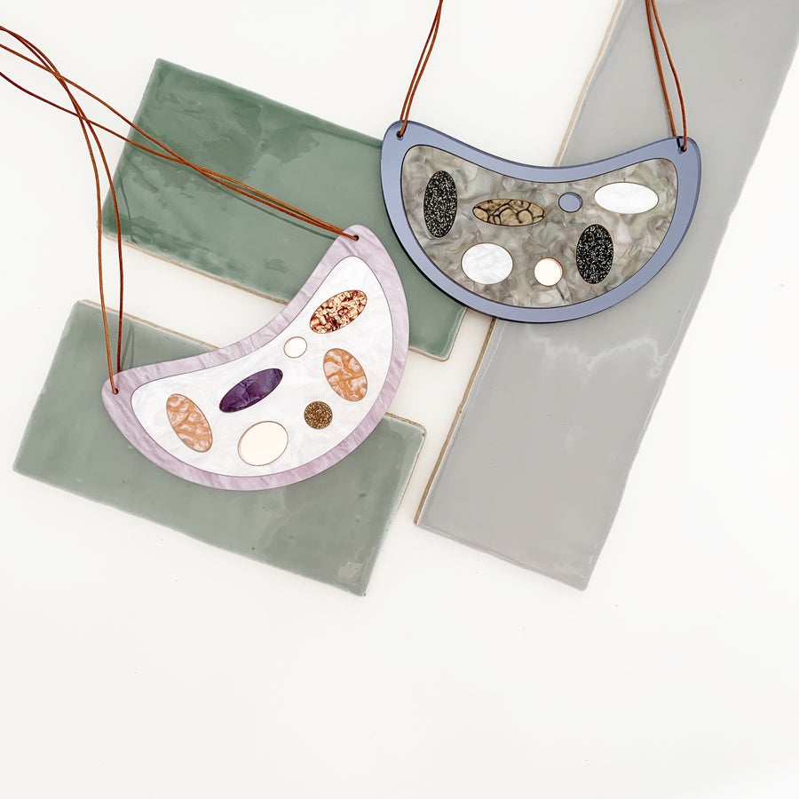 Image of Lunar Necklaces