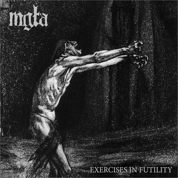 Image of MGŁA - 'Exercises in futility' 12''LP