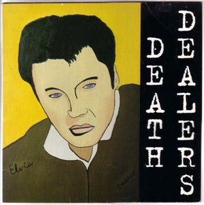 Image of SPECIAL.  LP. V.A. : Death Dealers.   CULT ALBUM.