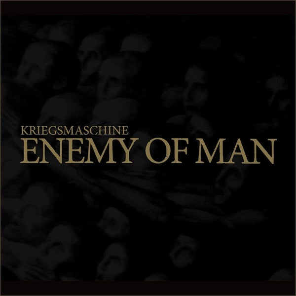 Image of KRIEGSMASCHINE - 'Enemy of Man' 12''LP