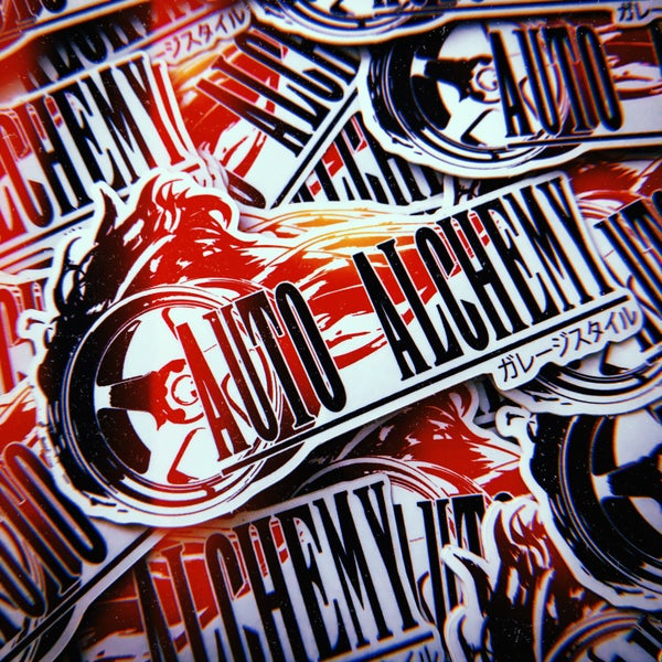 Image of Final Alchemy Sticker