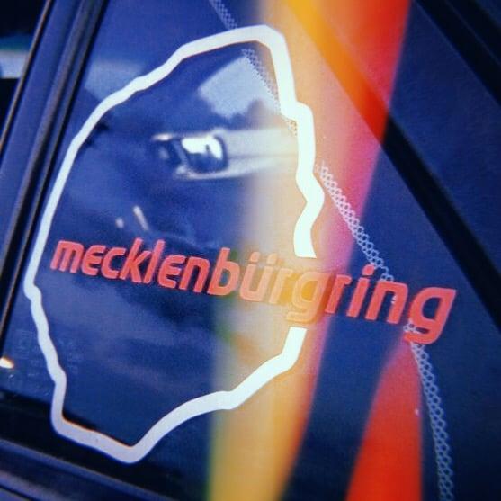 Image of Mecklenbürgring Decals