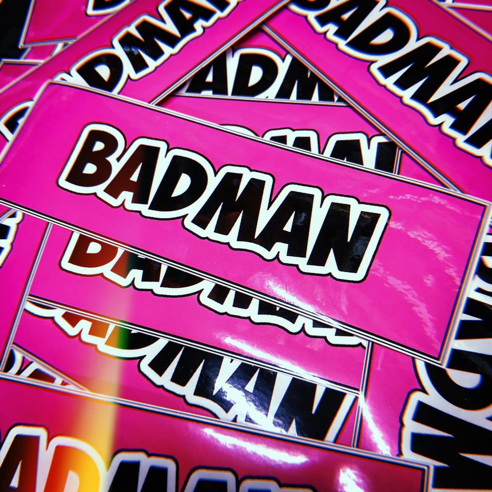 Image of BADMAN