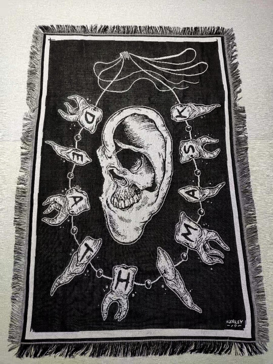 Image of Trophy Tapestry Blanket *PREORDER*