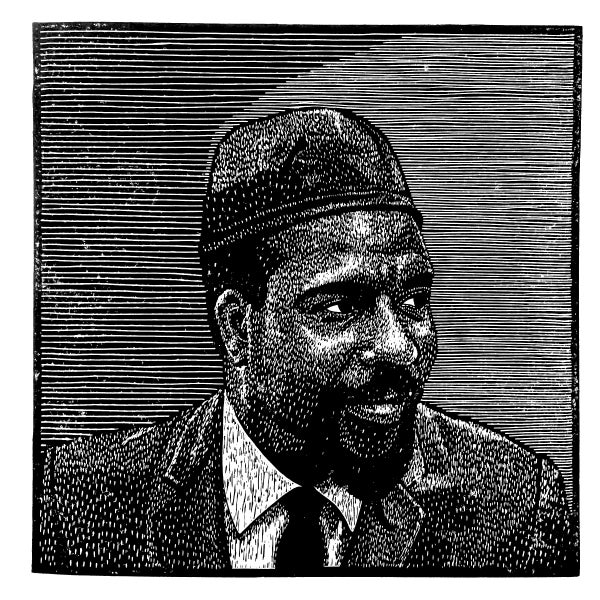 Image of Thelonious Monk- Jazz Greats