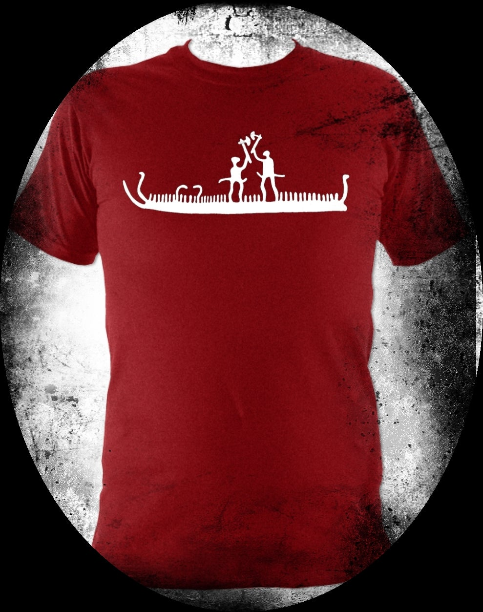 Boat Warriors T-shirt
