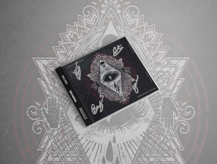 Image of Personalized 'Premonitions' Physical CD