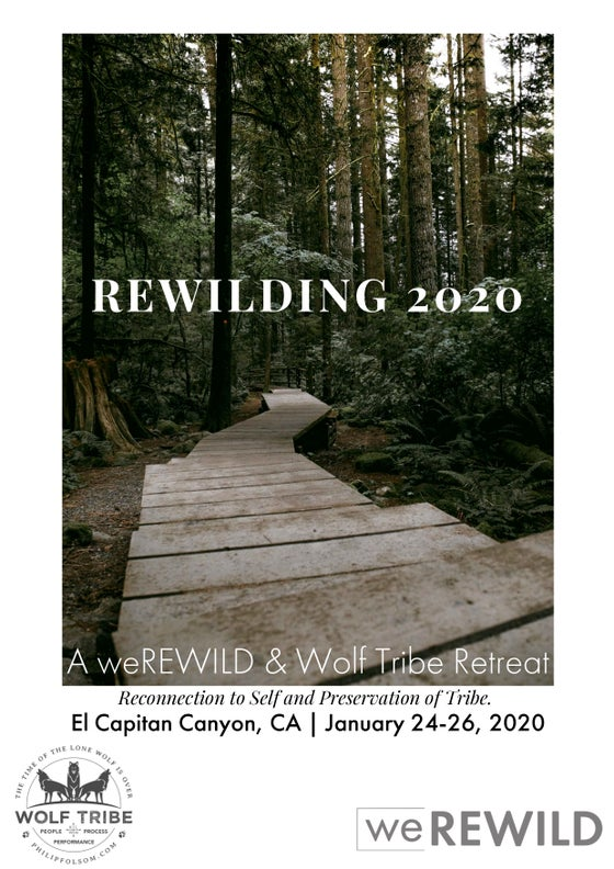 Image of Rewilding 2020 Retreat - Dire Wolf (Cabin with bunks, sleeps 4)