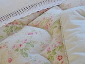 "Image of Stunning  ""Martha"" Single Linen Eiderdown"