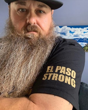 Image of BV3W EL Paso Strong shirt (round 2)