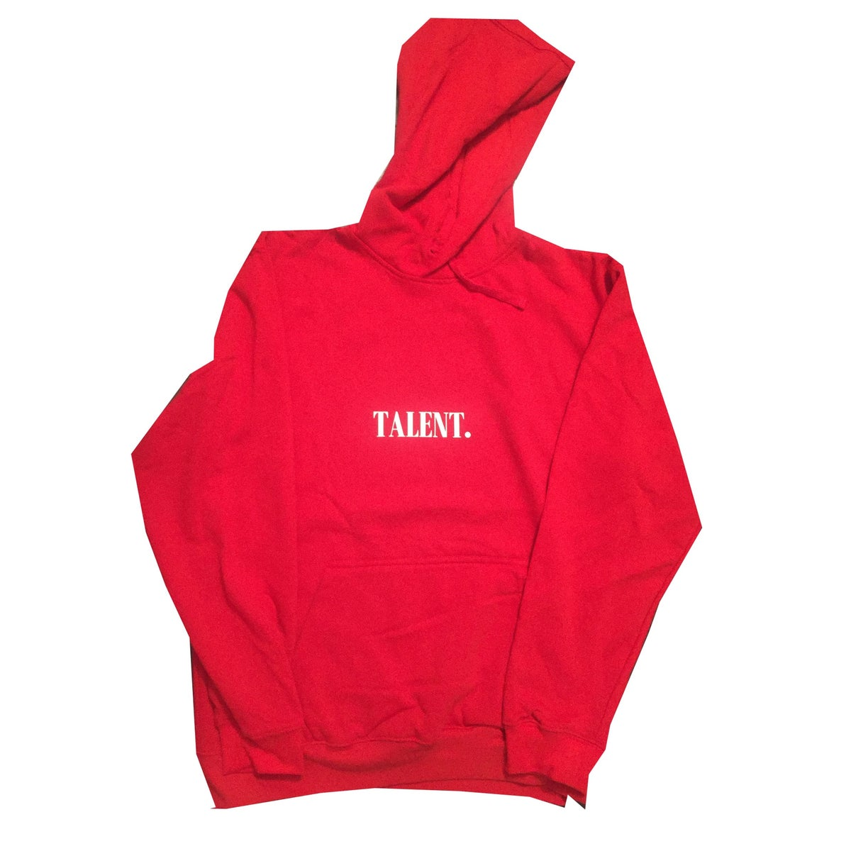 "Image of Talent Hoodie ""Red"""