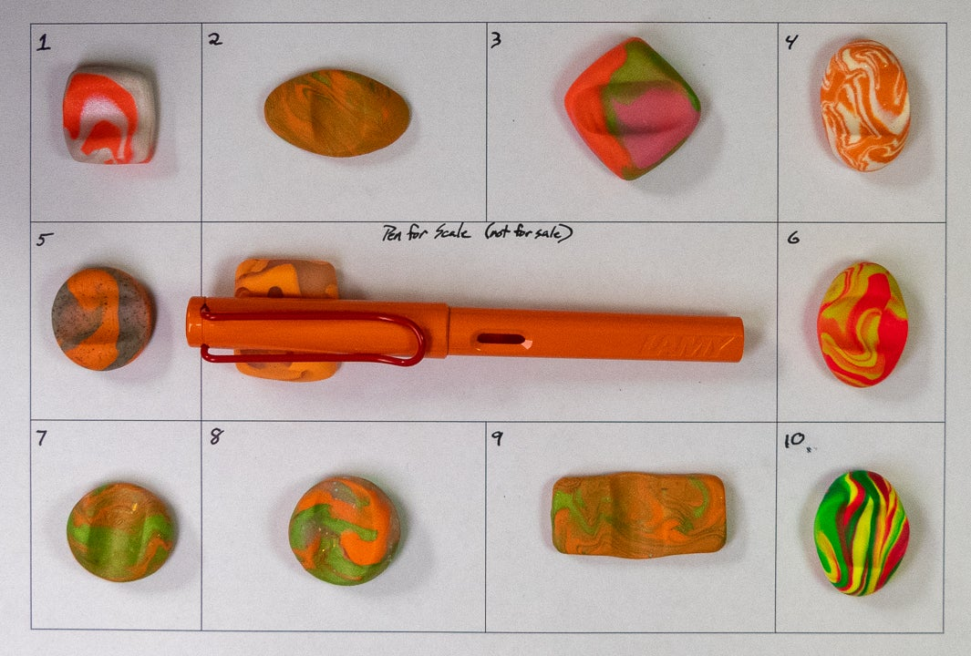 Image of (NEW) Pen Rests Group 1