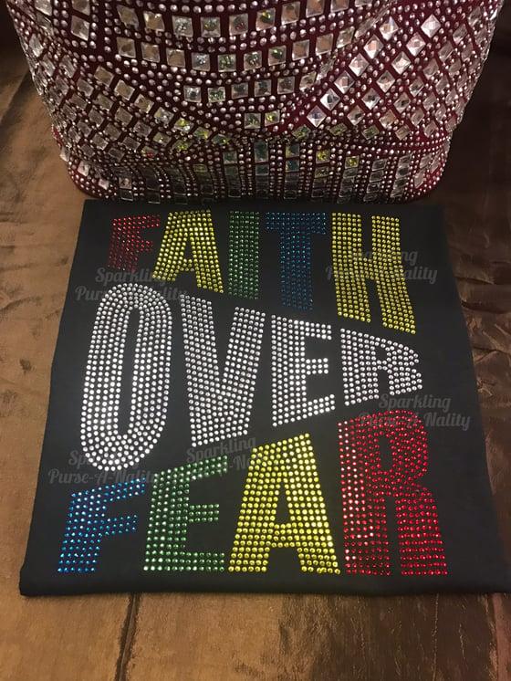"Image of ""Sparkling"" Faith Over Fear"