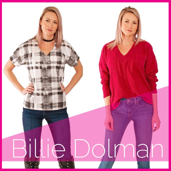 Image of Billie Dolman