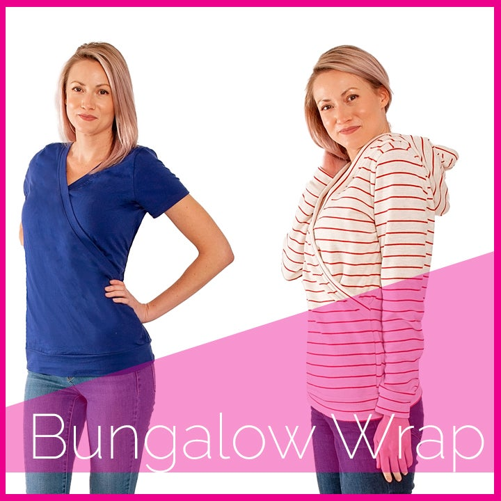 Image of Bungalow Wrap Top