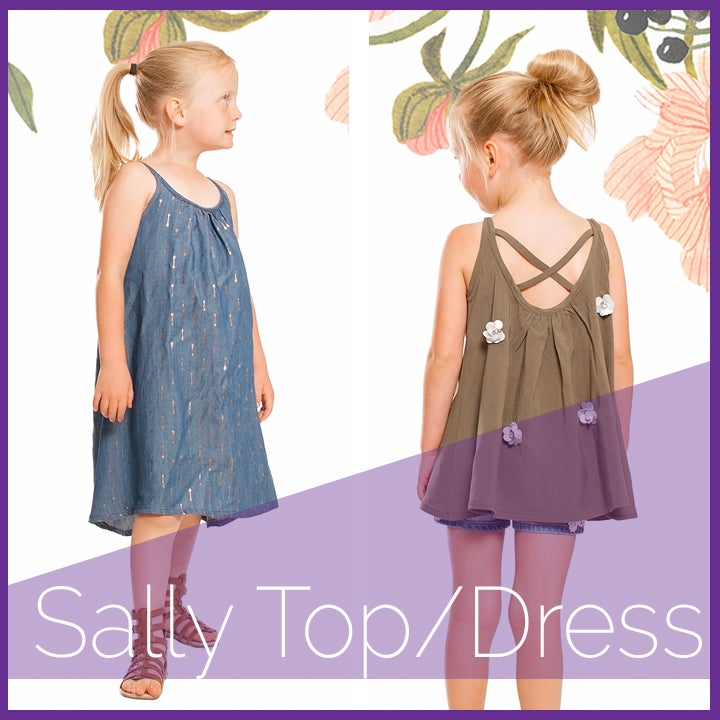 Image of The Sally Top&Dress