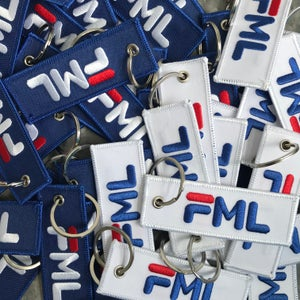 Image of FML flight tag