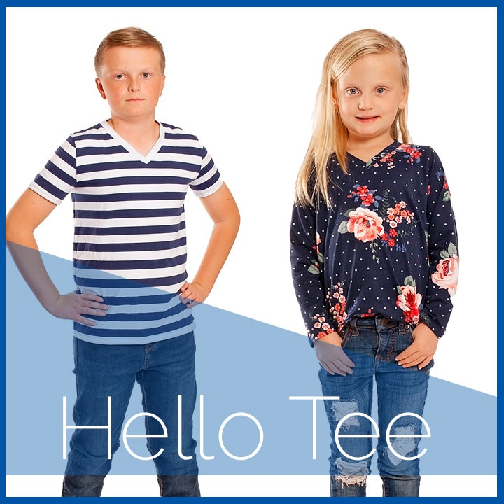 Image of Hello Tee