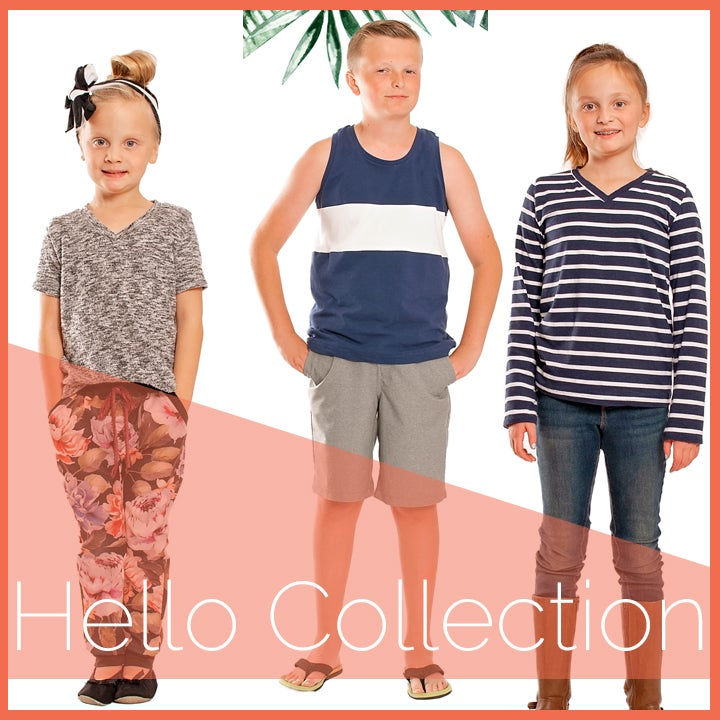 Image of Hello Collection