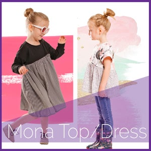 Image of Mona Top&Dress (child)
