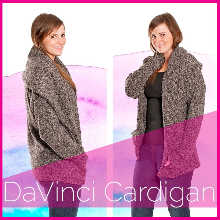 Image of DaVinci Cardigan (women)