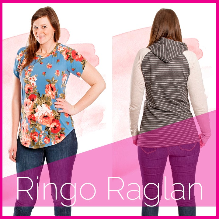 Image of Ringo Raglan (women)