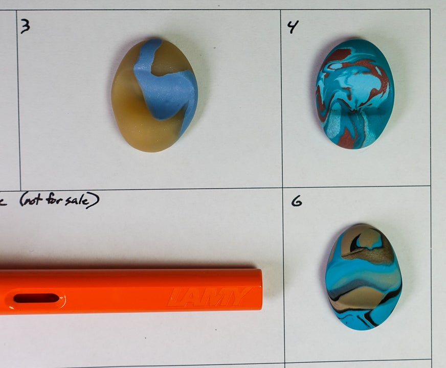Image of (NEW) Pen Rests Group 4